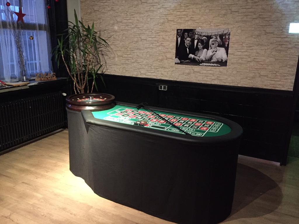 Roulette Tisch Leihen