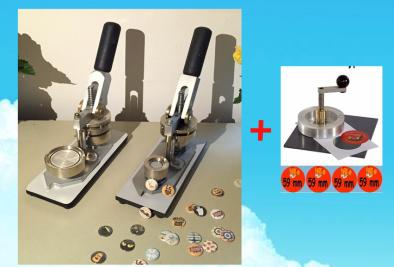 Buttonmaschine Leihen